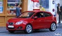Miniature : 1/43ème - SEAT Ibiza SC