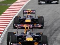 F1 - GP de Malaisie : Sebastian Vettel enfin, Felipe Massa nouveau leader au championnat