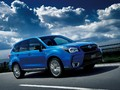 Subaru lance le Forester tS au Japon