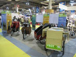 En direct du Salon du Cycle 2009 : des triporteurs originaux !