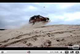 Réveil Auto - Mitsubishi Lancer Evo X ou Honda Shuttle 4WD ? Une vidéo qui décoiffe