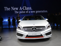 La nouvelle Mercedes Classe A avec un moteur diesel Renault
