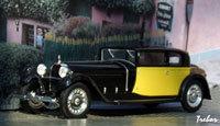 Miniature : 1/43 ème - BUGATTI Royale coach Weymann