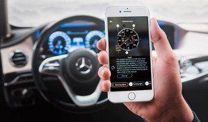 Mercedes : une application pour être prévenu en cas de tentative de vol ou d'accrochage
