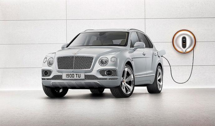 Bentley dévoile son grand plan, et programme déjà l'arrêt du moteur thermique