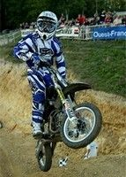 Pit Bike 2009: Peyras champion de France 12 Pro.