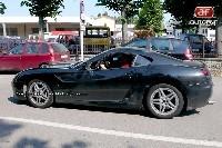 Ferrari 599: un spyder en préparation?