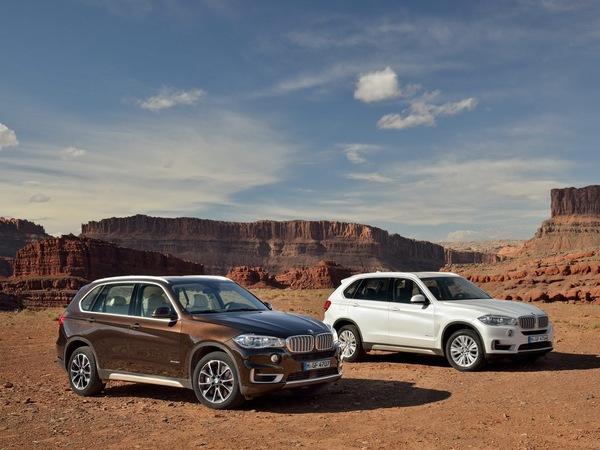 BMW dévoile les tarifs du nouveau X5