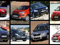 Les meilleurs SUV urbains d'occasion à petit prix : objectif moins de 7000€
