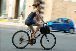 Pour savoir si votre ville est adaptée aux cyclistes, comptez les femmes à vélo