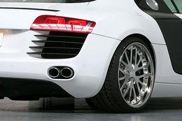 Audi R8 Wheelsandmore : jolie !!