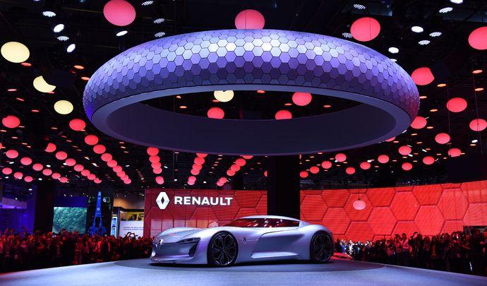 Mondial de Paris 2016 - Les concepts-cars en vidéo