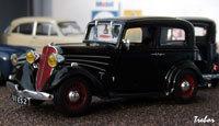 Miniature : 1/43 ème - SIMCA-FIAT 6cv