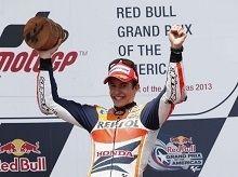 Moto GP - Valence: Marc Marquez sur le toit du monde
