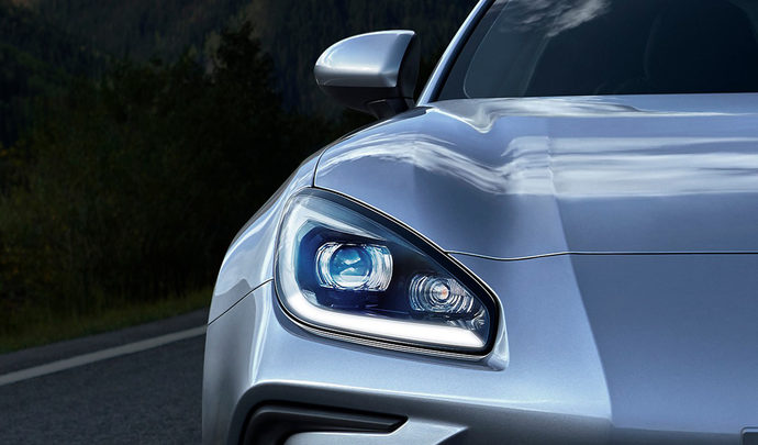 Subaru BRZ (2021) : nouveau teaser