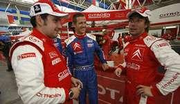 IRC : Loeb, Elena et Ogier au Monte-Carlo 2009 ?