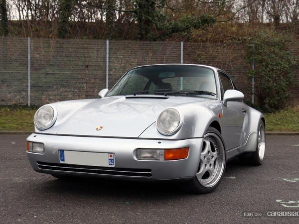 Photos du jour : Porsche 964 Jubile