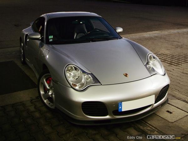 Photos du jour : Porsche 911 996 Turbo