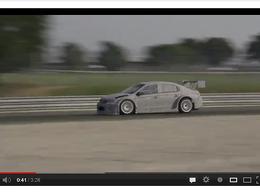 La Citroën C-Elysée WTCC en vidéo