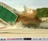 Vidéo: Gros bollard