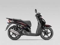 Nouveauté scooter 2008 : Honda SH Sporty