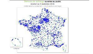 Électrique: Ségolène Royal veut dépasser les bornes