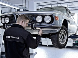 Le Centre BMW Classic ouvre son atelier aux clients