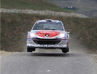 Rallye/Pologne: Bouffier reprend sa marche