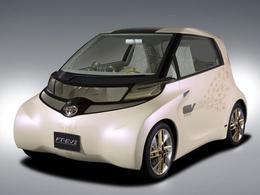 Salon de Tokyo 2009 : le Concept Toyota FT-EV II