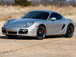 Porsche Cayman AEi, mouai..