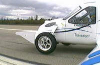 En 2011, on pourra acheter une voiture... volante !