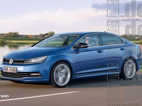 La Volkswagen Golf CC pour 2014 ?