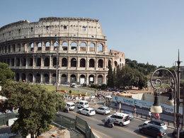 Rome : des caméras anti-stationnement sauvage installées sur les véhicules de police
