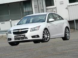 Chevrolet Cruze Irmscher Edition : 186 ch et diesel
