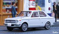 Miniature : 1/43ème - TOYOTA Corolla 1100