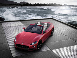 Genève 2011 : Maserati GranCabrio Sport, pas tout à fait une MC Stradale sans toit