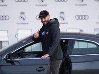 Les joueurs du Read Madrid ont reçu leurs nouvelles Audi
