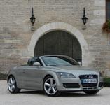 Essai - Audi TT Roadster 2.0 TDI 170 ch : révolution logique