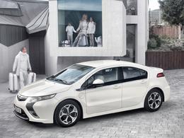 Genève 2011 : l'Opel Ampera de série à 37.900 euros