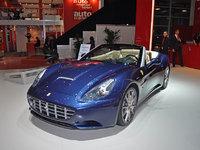 Salon de Genève 2012 : Ferrari California restylée