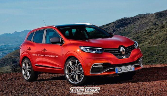 """Renault Sport dit """"non"""" au SUV"""