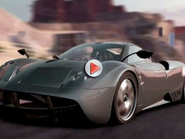 [Vidéo] La Pagani Huayra à l'honneur dans Need for Speed Shift 2