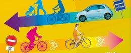 Le double-sens cyclable mis en place à Paris dès novembre 2009