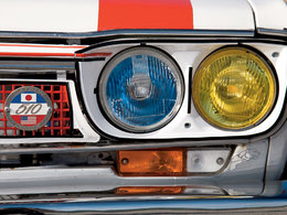 Datsun 510 : avec des chevaux, c'est mieux
