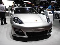 Salon de Genève 2012 : Porsche Panamera GTS
