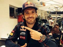 F1 2015 : Jean-Eric Vergne annonce qu'il ne sera plus pilote Toro Rosso