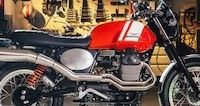 Moto Guzzi: les Garage Days 2015 du 26 septembre au 3 octobre