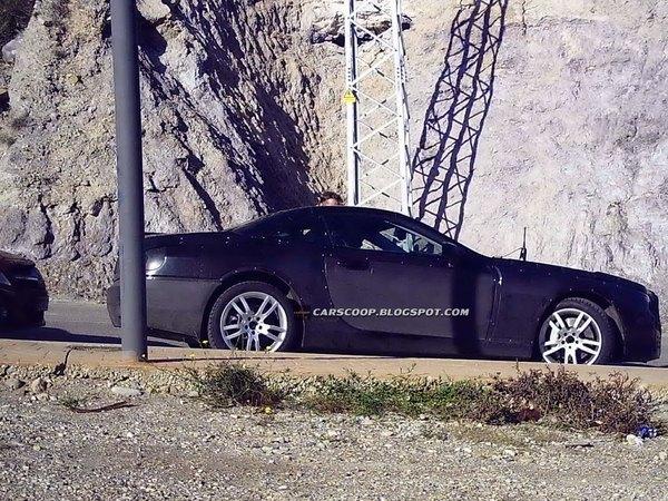 Spyshot : la prochaine Mercedes SL surprise en Espagne
