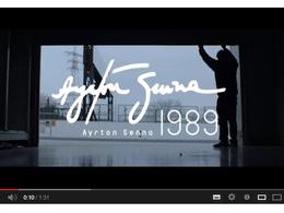 Honda et Senna : la pub qui fait frissonner