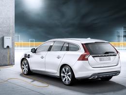 Genève 2011 : Volvo V60 Plug-in Hybrid, suédoise et branchée
